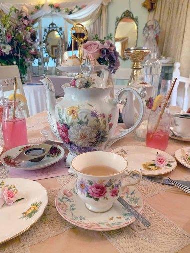 High Tea at Flutterbies
