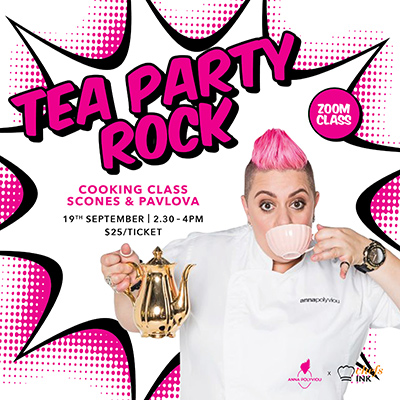 Tea Party Rock