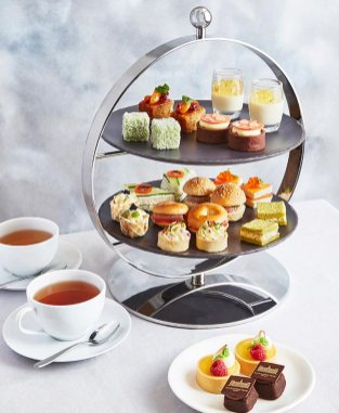 Afternoon Tea at the Fullerton Sydney