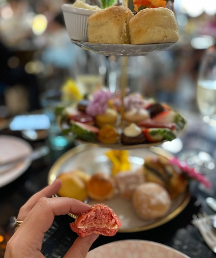 High Tea at The Matriarch