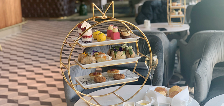 High Tea at Altus Hoel Chadstone Melbourne