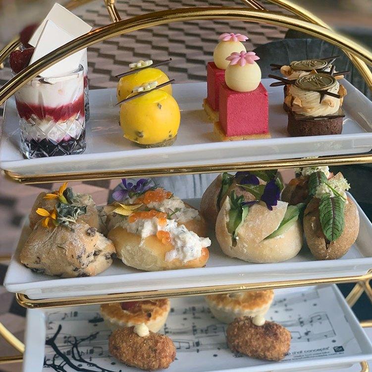 High Tea at Altus Hotel Chadstone Melbourne