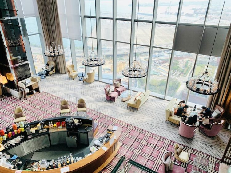 Lobby Lounge, The Westin Singapore