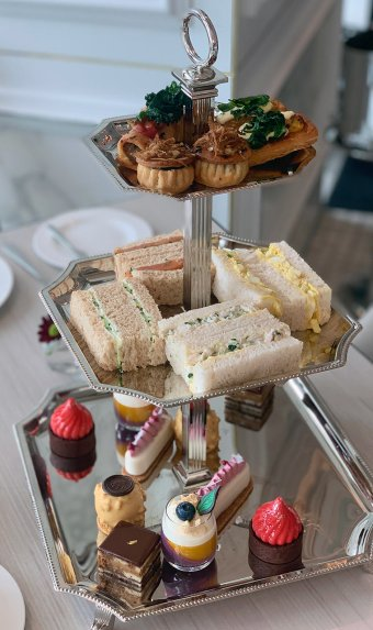 High Tea at Conservatory Crown Melbourne