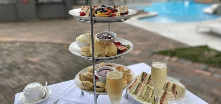 Afternoon Tea at View Brisbane