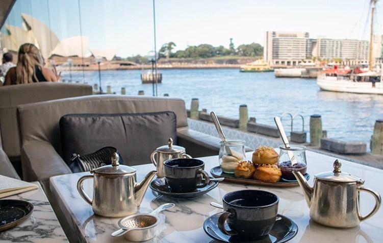 High Tea at the Park Hyatt Sydney