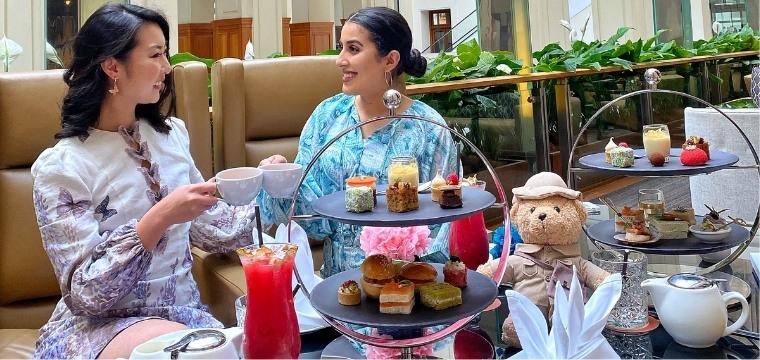Fullerton Signature Afternoon Tea at The Fullerton Hotel Sydney