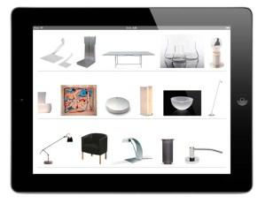 Siza Vieira, app para iPad