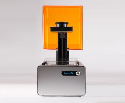 Impressora 3D Form 1, da Formlabs
