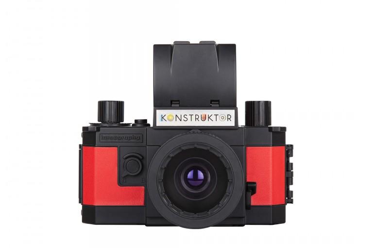 Lomo Konstruktor, uma câmara 'do it yourself'