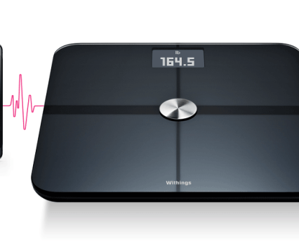 Smart Body Analyzer WS-50, da Withings. Gadget fundamental quando o objetivo é perder peso