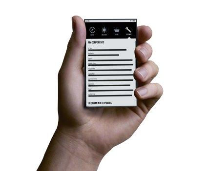 Phoneblok, para personalizar o seu smartphone