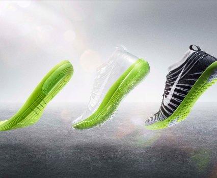Corrida. Nike Free Hyperfeel