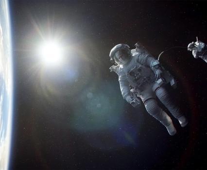 Gravidade | Gravity - Sandra Bullock e George Clooney