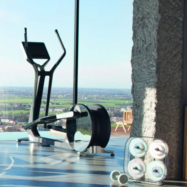 Fitness. Cross Personal, da Technogym