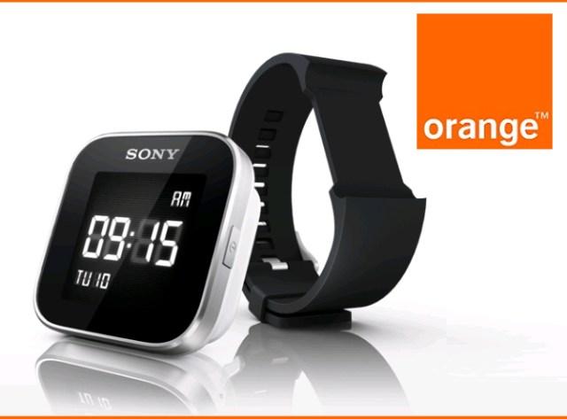 Sony Orange