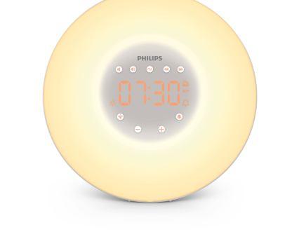Despertador. Wake-up Light, da Philips