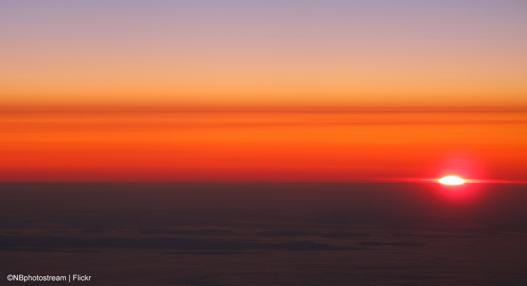 Sunrise | Flickr . Despertador