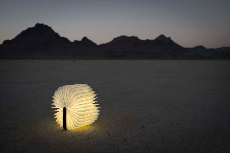 Lumio, by Max Gunawan. Iluminação sem fios