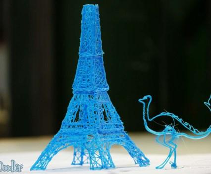 3Doodler, da WobbleWorks, a caneta 3D
