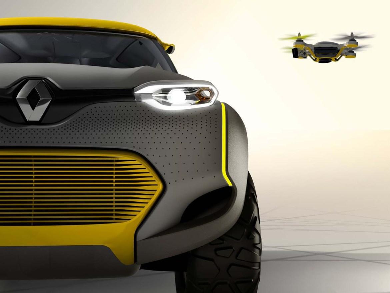 Kwid Concept, da Renault