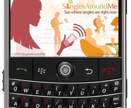 SinglesAroundMe, uma app para quem procura o amor