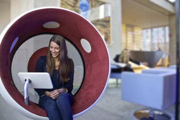 Sonic Chair, da designatics production GmbH