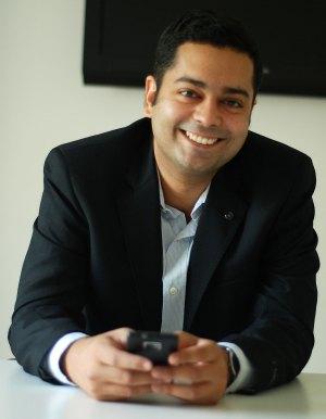 Pankaj Chaddah, COO e Co-fundador da Zomato