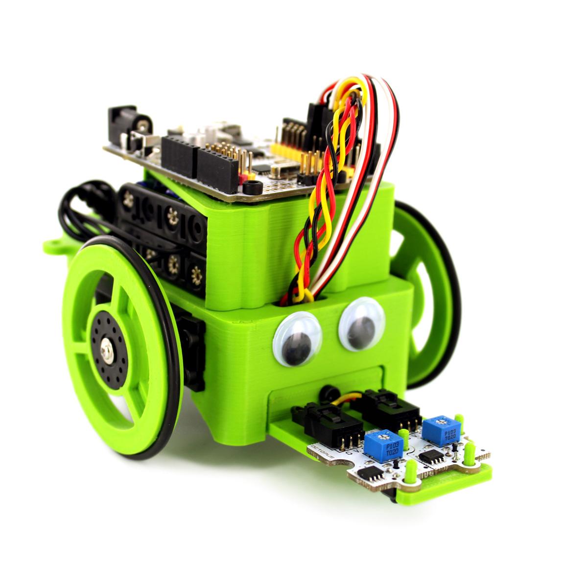 Kit de robótica para crianças, da bq