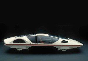 Carros de sonho. 1970, Ferrari (Pininfarina) 512 S Modulo