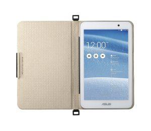 Tablet ASUS MeMO Pad 7, na capa Carry Me