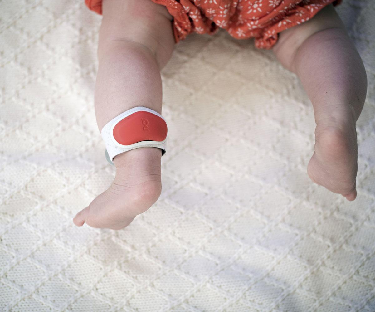 Sproutling, um monitor para bebé muito especial
