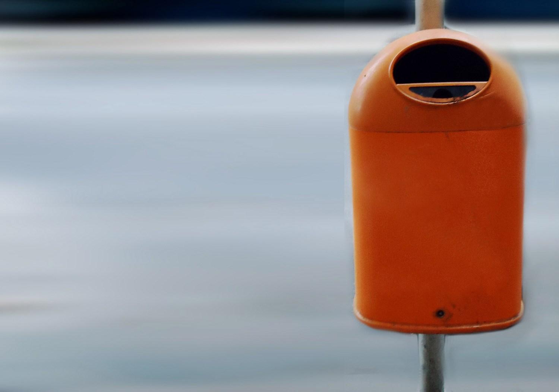 Privacidade. Trash - do original por Mike Krüger / Flickr