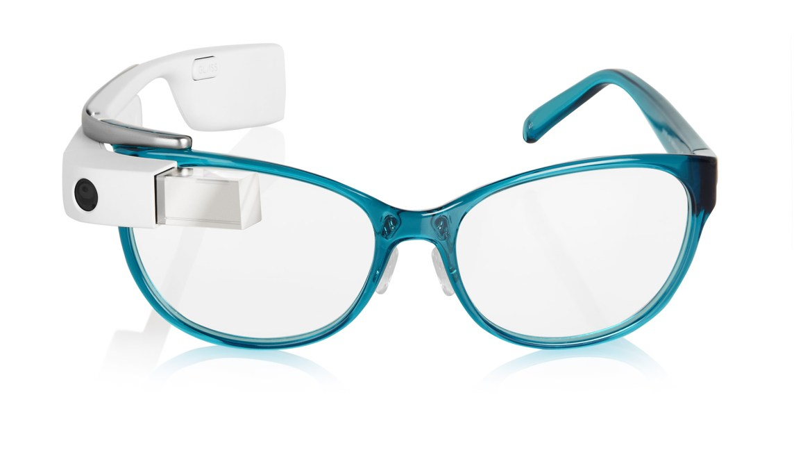 Google Glass by Diane von Furstenberg