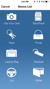 TrackR Bravo app, o apoio para o gadget que ajuda a saber onde estão os objetos que insistem em desaparecer