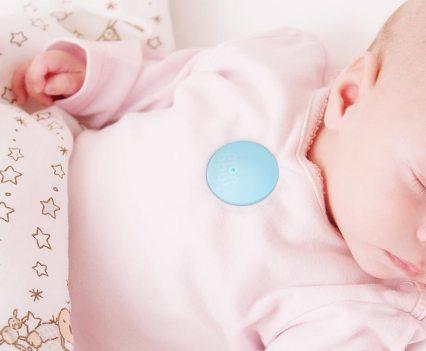 Bebé. Monitor de sono MonBaby