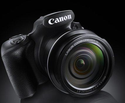 PowerShot SX60 HS, da Canon