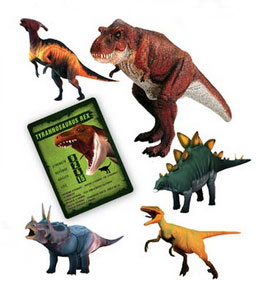Ideias de Natal... Just for kids! Micro Dinos, da Science4you