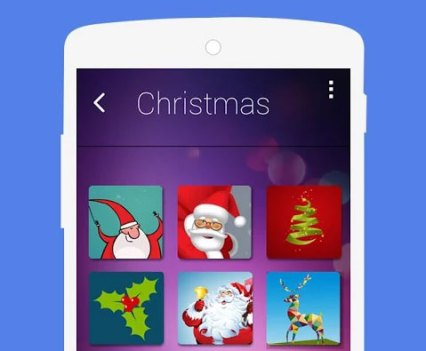 Apps para o Natal. Invoke, para criar cartões digitais