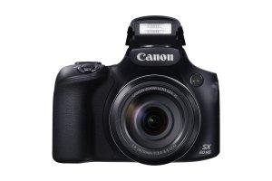 Ideias de Natal... Para eles. Câmara PowerShot SX60 HS, da Canon