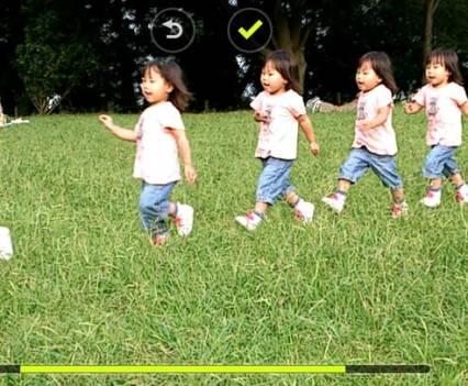 Apps para fotografia. Motion Shot
