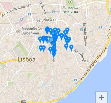Apps de emergência. Multibancos Portugal
