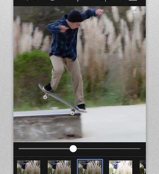 Apps para fotografia. Photoshop Express