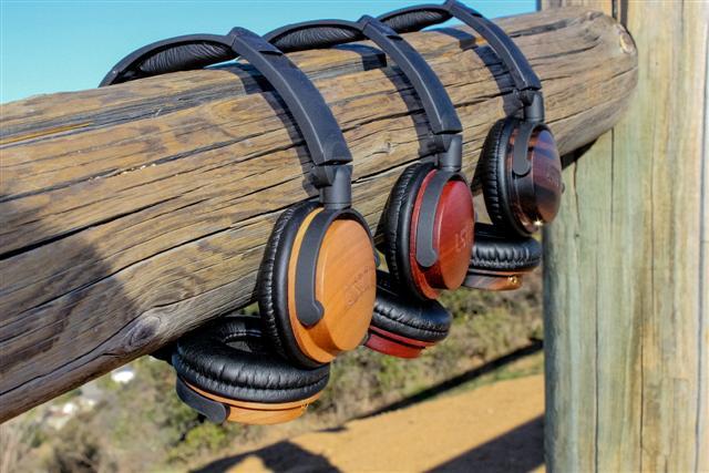 Headphones LSTN, modelo Fillmore, na Amazing Store