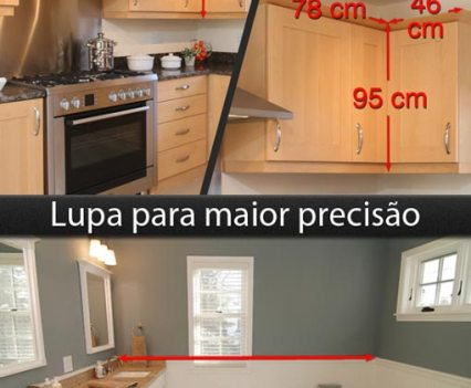Apps de Decoração. Photo Measure Lite