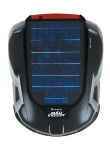 Gadgets para plantas e jardim. Automower Solar Hybrid, da Husqvarna