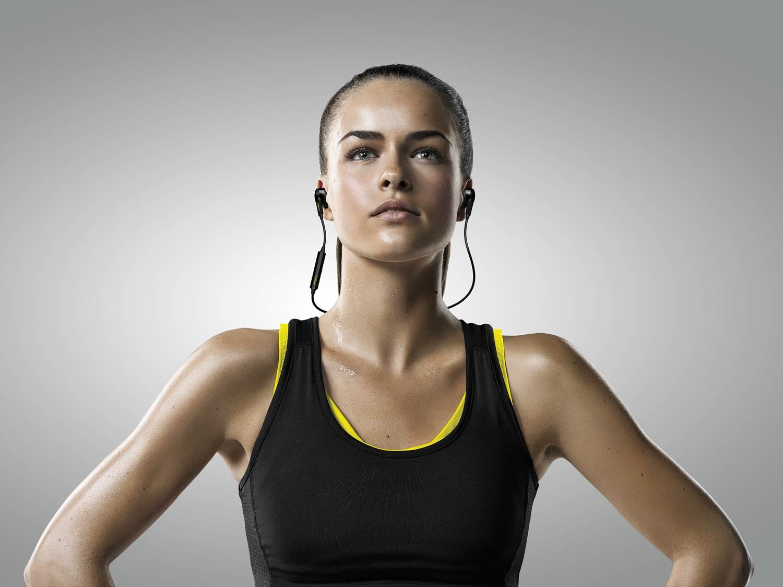 Fitness e treino. Gadgets especiais. Jabra Sport Pulse Wireless
