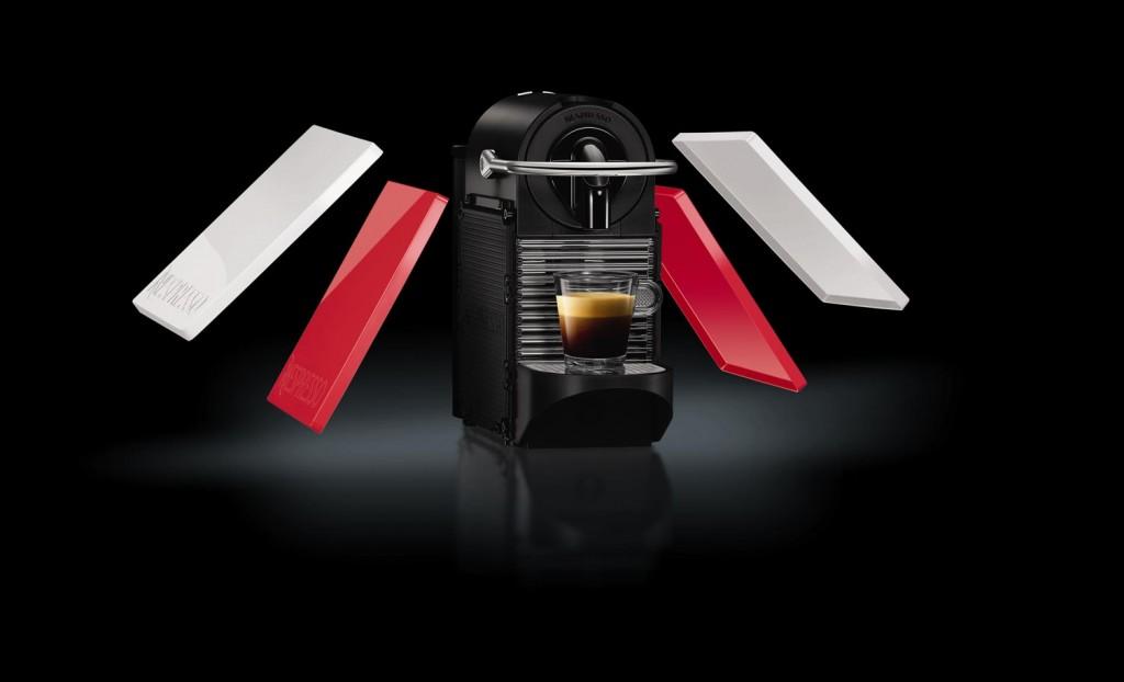 Personalizar Nespresso. Máquina Pixie Clips