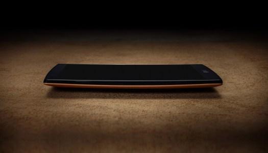 LG G4: A elegância da curvatura
