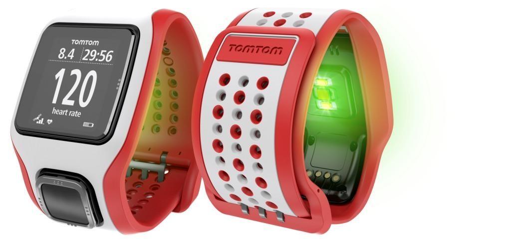 Gadgets de corrida. TomTom Runner Cardio